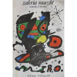 MIRÓ - GALERIA MAEGHT