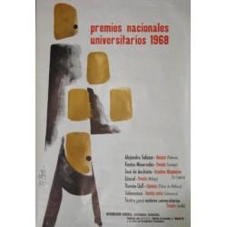 PREMIOS NACIONALES UNIVERSITARIOS