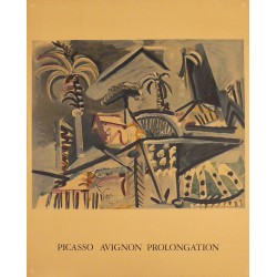 PICASSO AVIGNON PROLONGATION