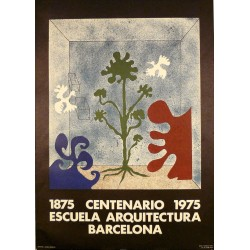 1875 - 1975 CENTENARIO ESCUELA ARQUITECTURA BARCELONA