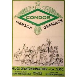 CONDOR PIENSOS GRANULO