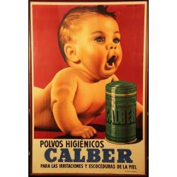 POLVOS HIGIENICOS CALBER