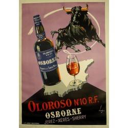 OLOROSO Nº 10 OSBORNE