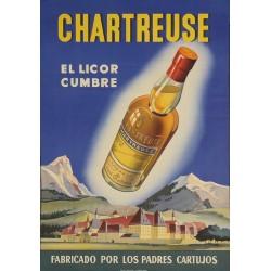 CHARTREUSE EL LICOR CUMBRE