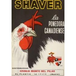 SHAVER, LA PONEDORA CANADIENSE