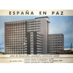 ESPAÑA EN PAZ PLAN DE DESARROLLO SANIDAD