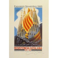 EXPOSICIÓ, RESISTENCIA CATALANA 1939-1950