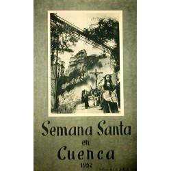 SEMANA SANTA EN CUENCA 1952