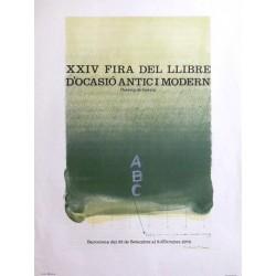 XXIV FIRA DEL LLIBRE ANTIC I MODERN