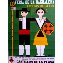 FERIA DE LA MAGDALENA 1973