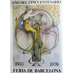 AÑO DEL CINQUENTENARIO FERIA DE BARCELONA