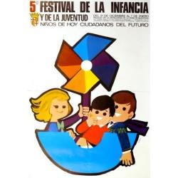 5º FESTIVAL DE LA INFANCIA Y DE LA JUVENTUD