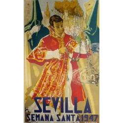 SEVILLA SEMANA SANTA 1947