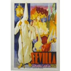 SEVILLA, SEMANA SANTA 1952