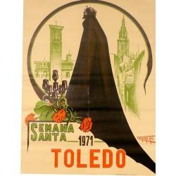TOLEDO. SEMANA SANTA 1971