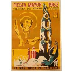 FIESTA MAYOR VILAFRANCA DEL PENEDES 1962