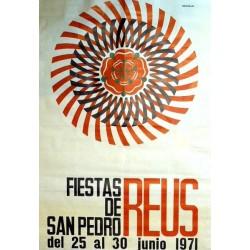 REUS FIESTAS DE SAN PEDRO 1971