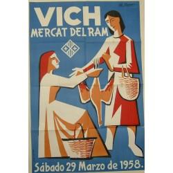 VICH MERCAT DEL RAM 1958- VIC