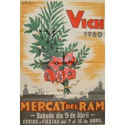VICH MERCAT DEL RAM 1960- VIC