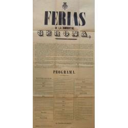 GERONA FERIAS 1866