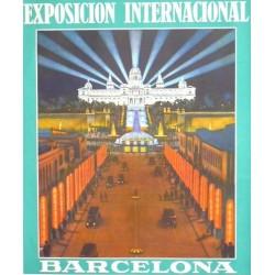 EXPOSICION INTERNACIONAL BARCELONA 1929 (VI)