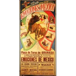 EMOCIONES DE MEXICO - PLAZA DE TOROS GRANADA