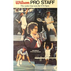 JOHN McENROE 1979 U.S. OPEN CHAMPION