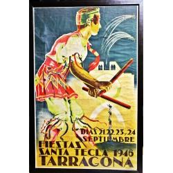 FIESTAS DE SANTA TECLA 1946