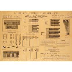 TALLERES CONSTRUCCIONES JUAN CARBONELL