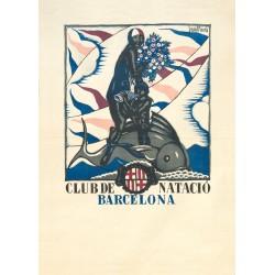 CLUB DE NATACIO BARCELONA