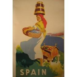 SPAIN ASTURIAS-GALICIA