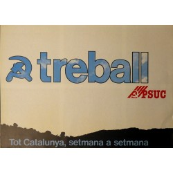 TREBALL, TOT CATALUNYA SETMANA A...PSUC