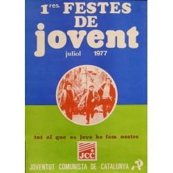 1 eres. FESTES DE JOVENT
