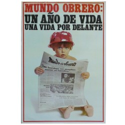 MUNDO OBRERO UN AÑO DE VIDA...
