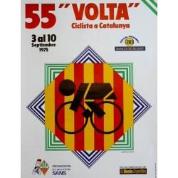 """55 """"VOLTA"""" CICLISTA A CATALUNYA"""