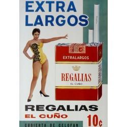 REGALÍAS EL CUÑO EXTRALARGOS