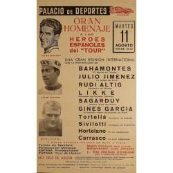 GRAN HOMENAJE HEROES ESPAÑOLES DEL TOUR