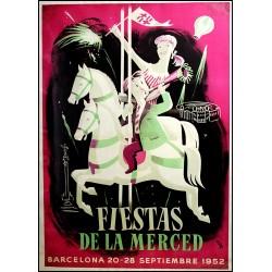 FIESTAS DE LA MERCED 1952