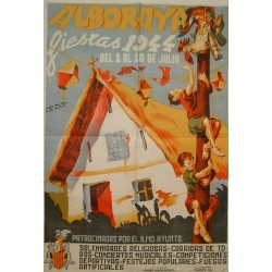 ALBORAYA FIESTAS 1944