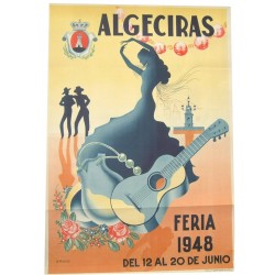 ALGECIRAS FERIA 1948
