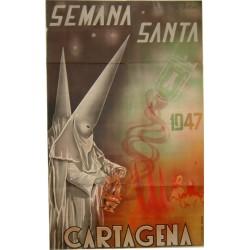 CARTAGENA 1947 SEMANA SANTA