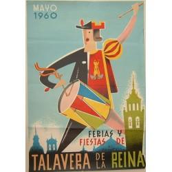 TALAVERA DE LA REINA .1960 FERIAS Y FIESTAS
