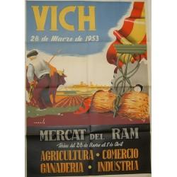 VICH MERCAT DEL RAM 1953- VIC