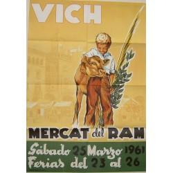 VICH MERCAT DEL RAM 1961- VIC