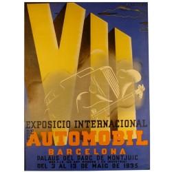 EXPOSICIO INTERNACIONAL AUTOMOBIL BARCELONA