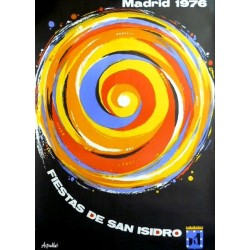 FIESTAS DE SAN ISIDRO MADRID 1976