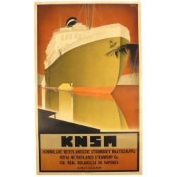 KNSM. AMSTERDAM