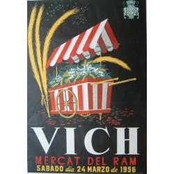 VICH MERCAT DEL RAM 1956- VIC