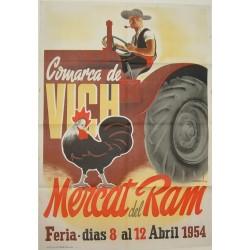 VICH MERCAT DEL RAM 1954- VIC