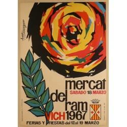 VICH MERCAT DEL RAM 1967- VIC